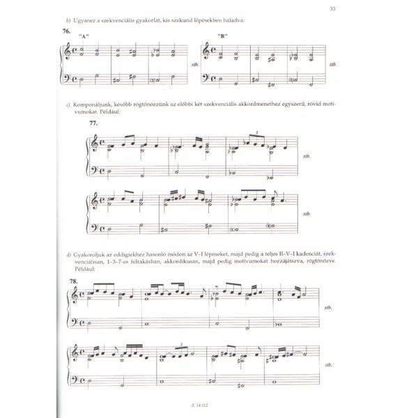 Gonda János - The World Of Improvisation