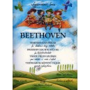 Beethoven, Ludwig van - Thirteen Easy Pieces For Childrens String Orchestra (first Position)