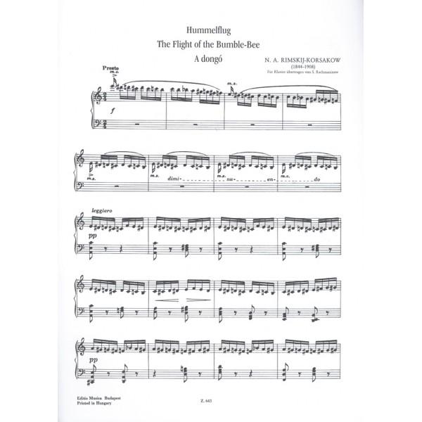 Rimsky-Korsakov, Nicolai - The Flight Of The Bumble-bee - From the opera The Tale of Tsar Saltan