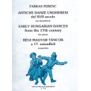 Farkas Ferenc - Early Hungarian Dances From The 17th Century
