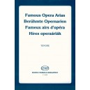 Favourite Opera Arias - for Tenor