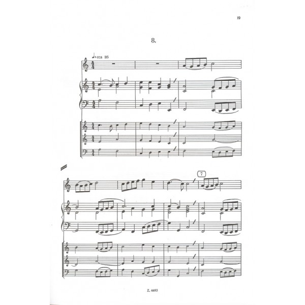 English Songs - from Elisabethan Songbooks for various chamber ensembles