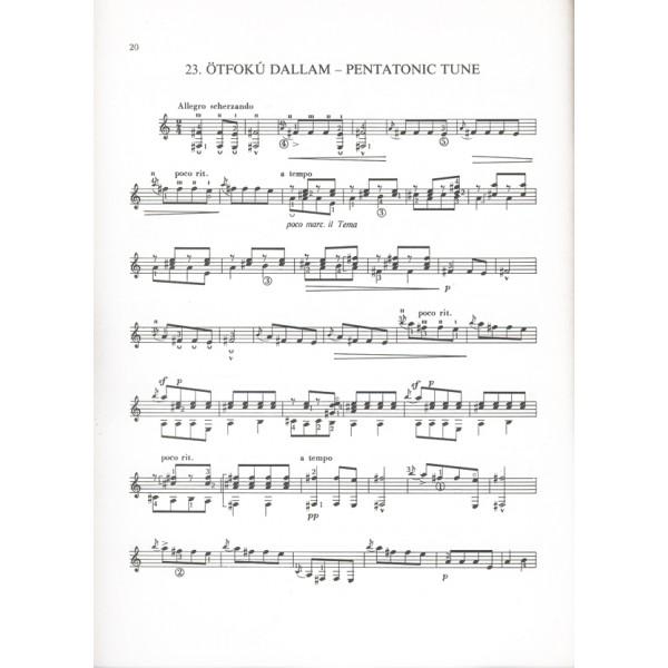 Bartók Béla - For Children - Selected Pieces