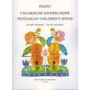 Hajdu Mihály - Hungarian Childrens Songs For Two Violoncellos