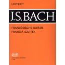 Bach, Johann Sebastian - French Suite - BWV 812-817