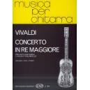 Vivaldi, Antonio - Concerto In Re Maggiore - per liuto (chitarra), due violini e violoncello RV 93 (F. XII. No.15, P.V. 209)