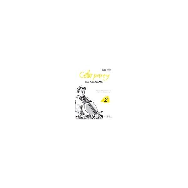 Allerme, Jean-Marc - Cello Party Vol.2