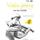 Allerme, Jean-Marc - Violin Party Vol.2