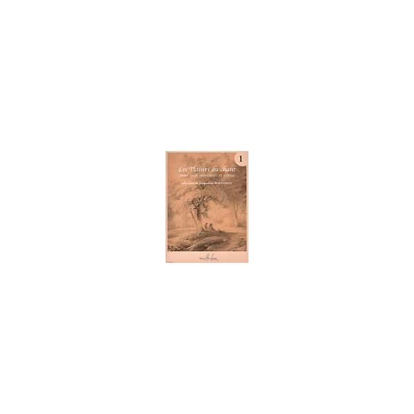 Bonnardot, Jacqueline - Les Plaisirs Du Chant Vol.1