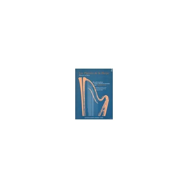 Geliot, Huguette - Les Plaisirs De La Harpe Vol.2