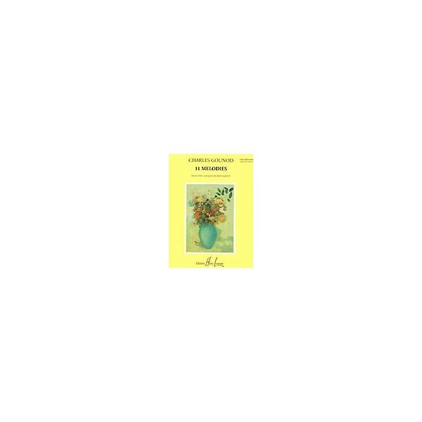 Gounod, Charles - Mélodies (11)
