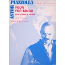 Piazzolla, Astor - Four For Tango