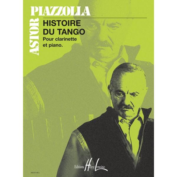 Piazzolla, Astor - Histoire Du Tango