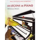 Quoniam, Béatrice / NEMIROVSKI, Pascal - Les Leçons De Piano