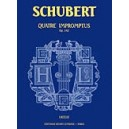 Schubert, Franz - Impromptus Op.142 (4)