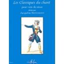 Bonnardot, Jacqueline - Les Classiques Du Chant