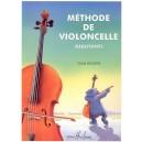 Bourin, Odile - Méthode De Violoncelle Vol.1 Pour Débutants
