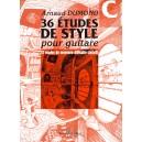 Dumond, Arnaud - Etudes De Styles (36) Vol.c