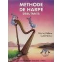Gatineau, Marie-Hélène - Méthode De Harpe Vol.1
