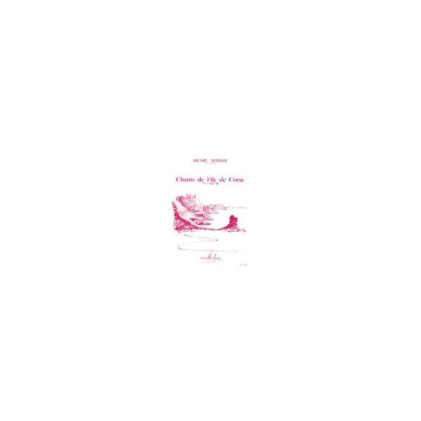 Tomasi, Henri - Chants De Lile De Corse (12)