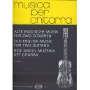 Old English Music - for two guitars