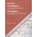 Reményi Attila - Epilogue Ii. - on the Gregorian theme Rorate coeli