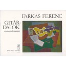 Farkas Ferenc - Guitar Songs - to poems by J. Dsida