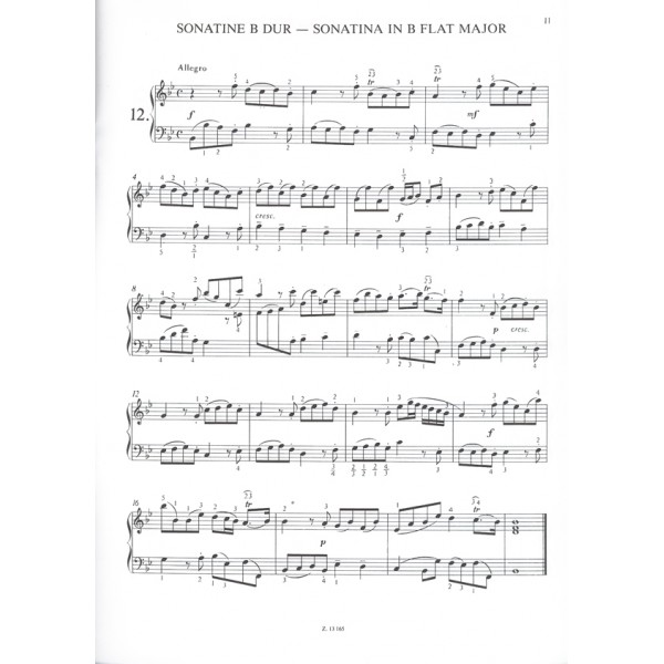 Händel, Georg Friedrich - Easy Masterpieces For Piano - Händel