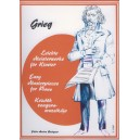 Grieg, Edvard - Easy Masterpieces For Piano - Grieg