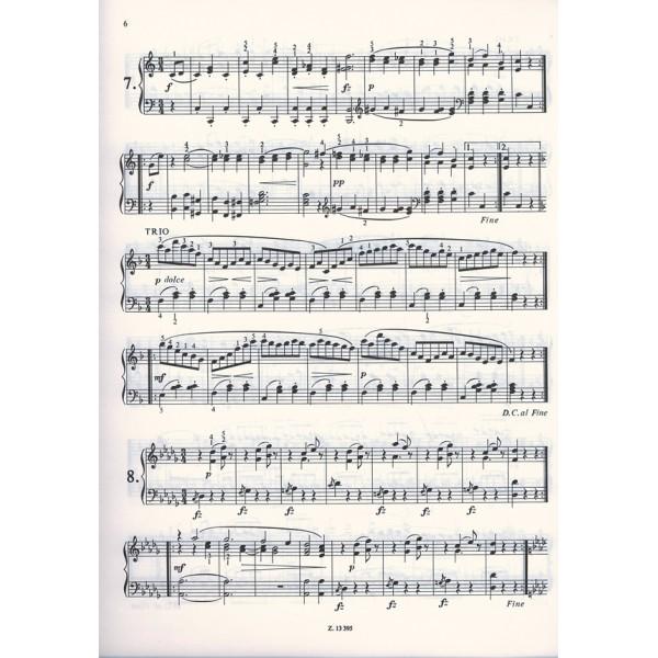Weber, Carl Maria von - Easy Masterpieces For Piano - Weber