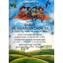 Zempléni László - Early Hungarian Dances - for childrens string orchestra, with percussion ad libitum