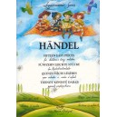 Händel, Georg Friedrich - Fifteen Easy Pieces For Childrens String Orchestra (first Position)