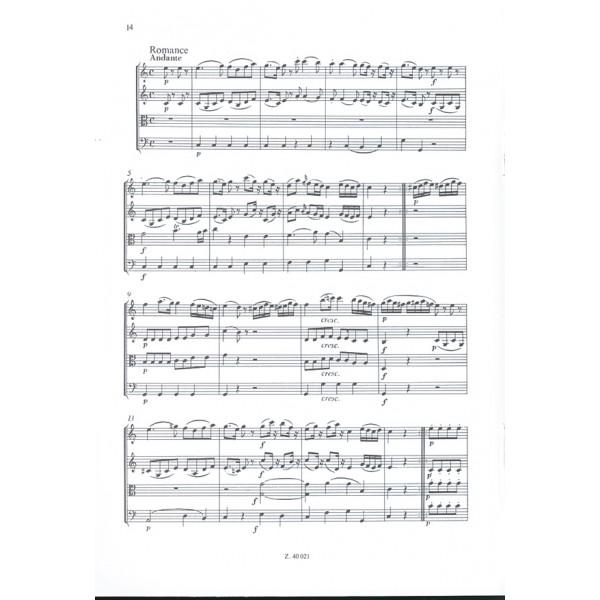 Mozart, Wolfgang Amadeus - Eine Kleine Nachtmusik K 525