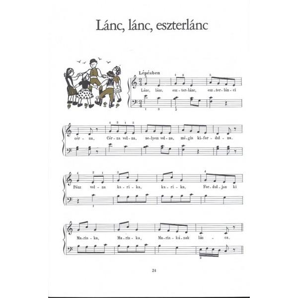 Reschofsky Sándor - Lánc, Lánc, Eszterlánc - Hungarian Childrens Songs for Beginners