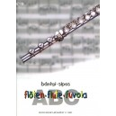 Bántai Vilmos, Bántainé Sipos Éva - Flute Abc - Exercises for flute from the very beginning, using childrens and folk songs from