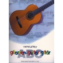 Vereczkey László - Guitar Abc - For use at schools and in private study with tablature based on Hungarian folksongs and the song