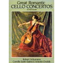 Schumann, Saint-Saens And Dvorak: Great Romantic Cello Concertos - Saint-Saens, Camille (Artist)