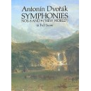 Antonin Dvorak: Symphonies Nos. 8 and 9 (New World) In Full Score - Dvorak, Antonin (Artist)