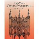 Louis Vierne: Organ Symphonies Nos. 1, 2 And 3 - Vierne, Louis (Artist)