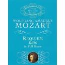 W.A. Mozart: Requiem K.626 (Miniature Score) - Mozart, Wolfgang Amadeus (Artist)