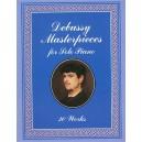Claude Debussy: Masterpieces For Solo Piano - Debussy, Claude (Artist)