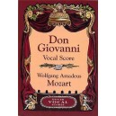 W.A Mozart Don Giovanni (Vocal Score) - Dover Edition - Mozart, Wolfgang Amadeus (Composer)