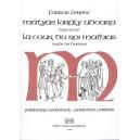 Farkas Ferenc - La Cour Du Roi Matthias - Dance Suite for clarinet, bassoon, horn and string quintet