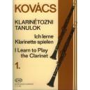 Kovács Béla - I Learn To Play The Clarinet