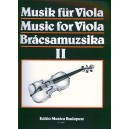 Music For Viola - (from Weber to Brahms)