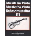 Music For Viola III