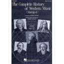 The Complete History Of Western Music (Abridged) - SATB
