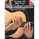Basic Guitar Lessons Book 1