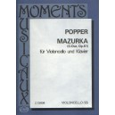 Popper, David - Mazurka