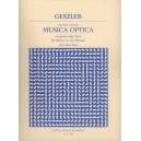 Geszler György - Musica Optica - Hommage a Vasarely